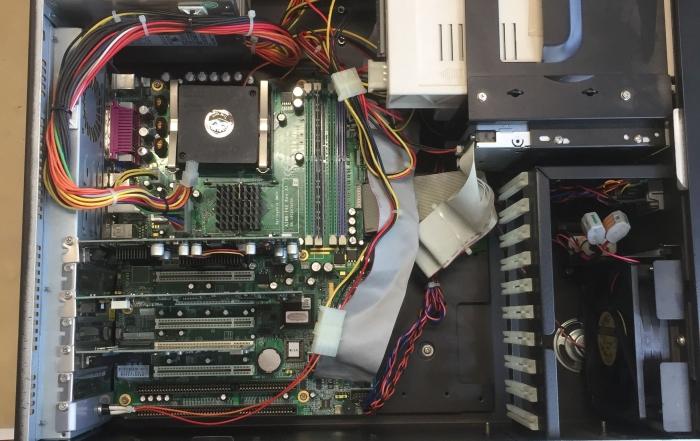 PC til jacksystem