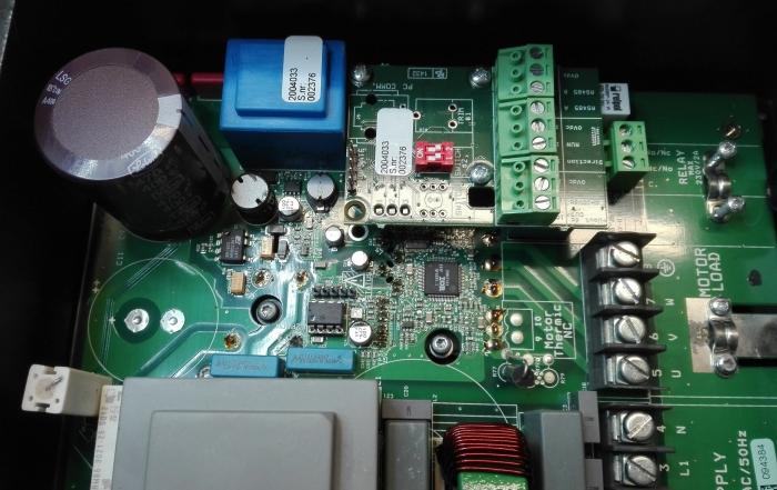 Ventilator controller