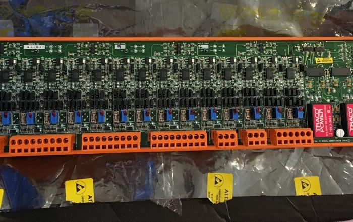 Temperaturovervågning PCB